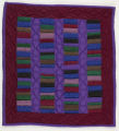 Amish Strip Quilt