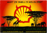 "Shell Oiled Wildlife -- What Is Shell's Wildlife? -- That It Gives An ""F"" About The Planet?"