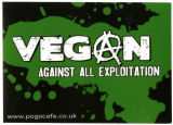 Pogo Café -- Vegan -- Against All Exploitation