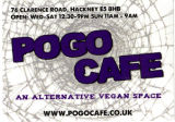 Pogo Café -- An Alternative Vegan Space