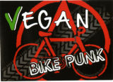 Pogo Café -- Vegan Bike Punk -- No Meat -- No Cars -- No Dairy