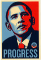 Barack Obama -- 2008 Presidential Election Campaign -- Progress