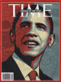 Barack Obama --Time -- Person Of The year