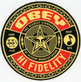 Obey Giant -- The Highest Standards Of Dissent Manufacturing