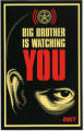 Obey Giant -- Big Brother Is Watching You