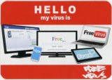 Freevirus -- Hello My Virus Is