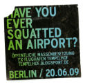 Have You Ever Squatted An Airport?