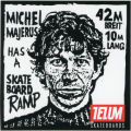 Telum Skateboards -- Michel Majerus Has A Skateboard Ramp