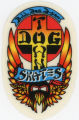 Dogtown Skateboards -- Bull Dog Design