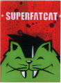 SuperFatCat -- Smiling Cat With Fangs