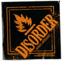 Disorder -- Always Antifascist