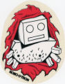 Robotron Skateboards -- Hairy-Chested Robot