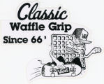 Vans -- Classic Waffle Grip Since '66