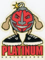 Platinum Skateboards -- Bomb