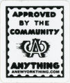 aNYthing -- Approved By The Community