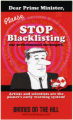 Franke James -- Stephen Harper -- Dear Prime Minister, Please STOP Blacklisting Our Environmental Messengers.