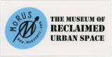 Museum Of Reclaimed Urban Space -- Morus