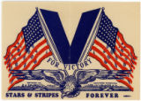 Stars & Stripes Forever -- V For Victory
