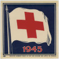 World War II Era -- American Red Cross -- 1945