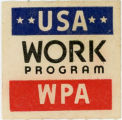 USA Work Program WPA