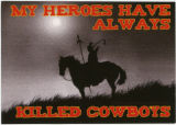 Day In Black & White -- My Heroes Have Always Killed Cowboys