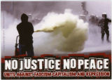 Disorder (Berlin) -- No Justice No Peace -- Unite Against Fascism, Capitalism And Repression