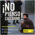 Amnesty International -- Amnistía Internacional -- No Pienso Callarme!