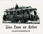 Microcosm Publishing -- Joe Biel -- Live Free Or Drive