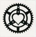 Microcosm Publishing -- Joe Biel -- Chainring Heart