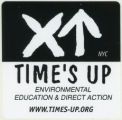 Time's Up -- Environmental Education & Direct Action