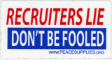 Recruiters Lie -- Don't Be Fooled
