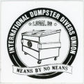 Hungry Knife Collective -- International Dumpster Divers Union -- Means By No Means