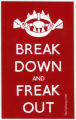 Roger Peet -- Break Down And Freak Out