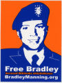 Chelsea Manning -- Free Bradley -- Accused Wikileaks Whistleblower