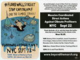 #Flood Wall Street -- Stop Capitalism! End The Climate Crisis