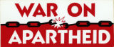 War On Apartheid