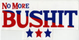 George W. Bush -- No More Bushit