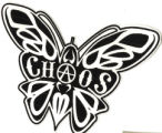 Anarchism -- Chaos Butterfly