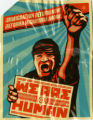 Obey Giant -- Immigration Reform Now! We Are Human -- Stop The Raids