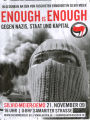 Enough is Enough -- Gegen Nazis, Staat Und Kapital -- In Gedenken An Den Von Faschisten Ermordeten Silvio