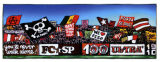 FC St. Pauli -- FC SP 100 Ultra -You'll Never Walk Alone!