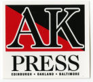 AK Press -- Edinburgh - Oakland - Baltimore