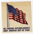 U.S. Isolationist -- No Foreign Entanglements -- Keep America Out Of War!