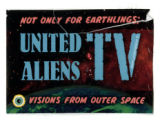 United Aliens TV -- Not Only for Earthlings - Visions From Outer Space