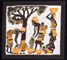 Mossi Batik: Clothes Washing